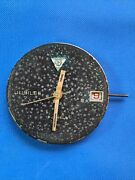 Vintage Jubilee By Wittnauer Movement And Dial Only Swiss Made 1954-2 Watch Runs