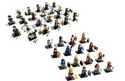Lego Harry Potter 71028 71022 Minifigures Series 1 And 2 Complete 38 Sealed New