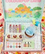Colourpop Candy Land Full Pr Makeup Collection Kit Gift Game
