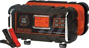 Black And Decker Automatic Battery Charger 12v 40a Engine Start Alternator Check
