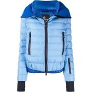 Moncler Vonne Light Blue Quilted Shell