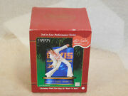 Carlton Cards 2001 Elvis Christmas With King Of Rock N Roll Musical Ornament