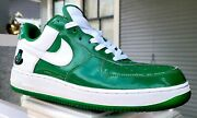 Nike Air Force 1 St. Pattyand039s Day Size 11