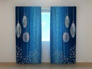 Photo Curtain Printed Silver Christmas Decoration Toys Wellmira Made To Measure