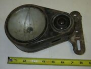 1915 - 1920's Howe Tail And Reverse Light Lamp And License Bracket Hot Rod Scta