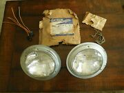 Electroline Sealed Beam Headlamp Replacement 1l Pre 1940 Nors Chevy Ford Mopar