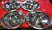 Original Gm 1966 Corvette Vette Hubcap Rim Wheel Cover Hub Cap 15 Spinners