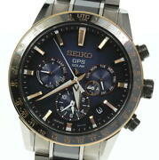 Seiko Astron Sbxc007 5x53-0aa0 Limited To 2000 Models 2018 Model_563724