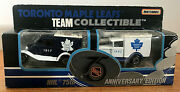Matchbox Nhl 75th Anniversary Edition Team Collectible Toronto Maple Leafs Cars