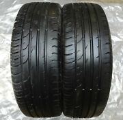 2 Summer Tyre Continental Contipremiumcontact 2 215/55 R18 95h Ra616