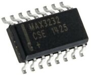 Maxim Integrated Line Transceivers 5pcs 3-5.5v 16-pins 235kbps Single Ended Soic