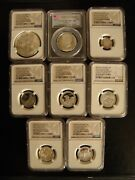 2016 Limited Edition Proof Set W/ogp All Pf70 Mixed Ngc/pcgs See Pics