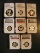 2013 Limited Edition Proof Set By Ngc Special Quarter Labels