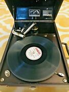 Victor Talking Machine Co- 1924 Vv-50 Phonograph Serial 125584