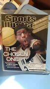 2002 Sports Illustrated Magazine Lebron James 1st Cover The Chosen One Mint