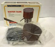 Bachmann Plasticville Ho Scale Water Tank 2812 New In Box Free Shipping