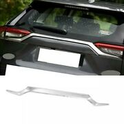Car Accessories Exterior Style Silver Matte Color For Toyota Rav 4 2019/2020