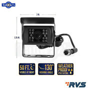 Rear View Safety Four Backup Cameras With Quad View 7 Inch Monitor