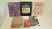 Lot Of 6 Gems And Jewelry Guide Books Contemporary Jewelry, Old Jewelry