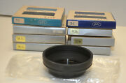 Hoya Rubber Lens Collapsible Hood 49mm - 52mm -55mm - 58mm New Old Stock