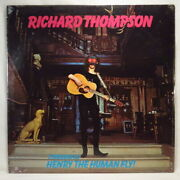 Richard Thompson – Henry The Human Fly 1973 1st Us Lp Sealed Fairport Con