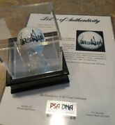 45th Us President Donald Trump Signed Autographed Titlest Golf Ball-psa/dna Loa