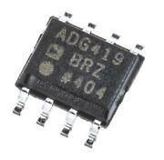 Analog Devices Multiplexer Switch Ics 98pcs 12v 8-pins Single Spdt Surface Mount
