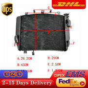 Radiator For Kawasaki Zx6r Zx6rr Zx636 Zx600 2005 2006 Motorcycle Parts Cooling