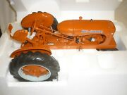 Franklin Mint Scale Model Of An Allis Chalmers Wc Tractor Boxed Paperwork