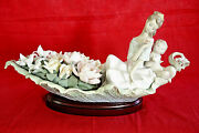 Lladro 1866 River Of Dreams Limited Edition Porcelain Figurine