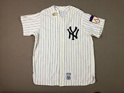 New Vintage Mitchell And Ness Mickey Mantle 1951 New York Yankees Jersey Nwt Xl