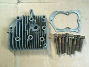 Briggs And Stratton 5hp Engine Cylinder Head Briggs Racing Modified Oem