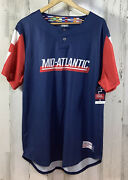 2019 Little League World Series Authentic Mid-atlantic Jersey - Adult Size 2xl