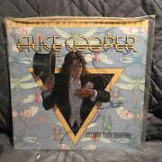 Mfsl Sealed Alice Cooper Welcome To My Nightmare Audiophile 1/2 Speed Master Lp