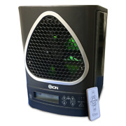 Oion Lb-8001 5-in-1 Air Purifier Cleaning System Hepa Uvc Open Box