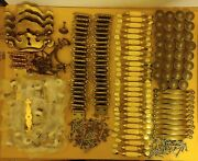 Large Collection Of Drawer/cabinet Handles Pulls Knobs And Hinges Rails