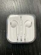 Genuine Apple Md827ll/a Earpods Earphones For Iphone X 8 7 6 5 4s W/remote And Mic