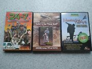 Lot Of 3 Dvd Outdoor Turkey Hunting Coyotes,goose Hunting. Predator Calling