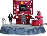 Dc Collectibles Batman The Animated Series Bat Cave Playset With Alfred New