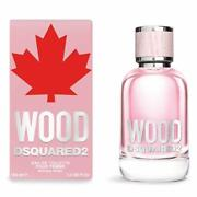 Dsquared2 Wood Perfume 3.4 Oz Edt Spray For Women