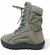 Rocky Mens S2v 8 Gore-tex 103-1 Tactical Ankle Boots Army Green Size 5 Wide