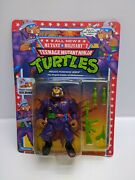 Vintage Tmnt Private Porknose Bebop 1992 - Mutant Military 2 See Pictures-new