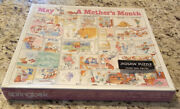Springbok Jigsaw Puzzle May A Motherand039s Month Karen Ravn 500 Piece Complete