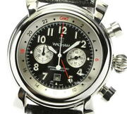 Waltham Lone Eagle Sw45-02024stm Chronograph Black Dial Automatic Menand039s_501551