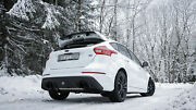 Ford Focus Iii Rs Silencieux Transversal Sortie Droite / Andagrave Gauche Avec