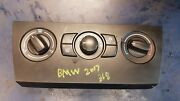 2007 Bmw 3 Series E90 Climate Heater Air Con Switchboard 6411 6988064-01