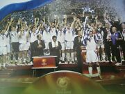 Euro2004 Greek Chmpion Of Europe - Soccer, Stamps