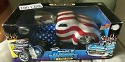 Muscle Machines And03941 Willys Coupe American Flag 118 Scale
