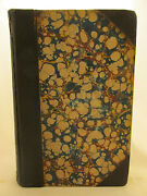Charles Dickens Little Dorrit 1857 First Edition First State Leather Illustrated
