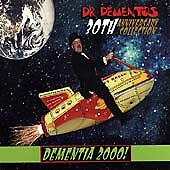 Dr Demento 30th Anniversary Collectiondementia 2000 By Dr Demento Cd Sealed New